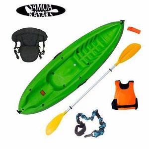 Kayak Atom Samoa Loisports Zona Norte Entrega Sin Cargo