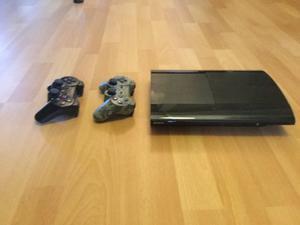 Playstation 3, 2 Joysticks - 7 Juegos Regalo!!