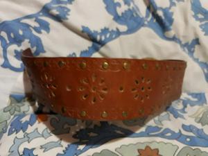 Vendo cinturon de cuero nuevo