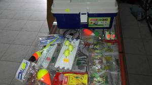 Caja De Pesca Completa