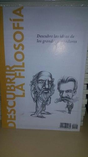 Colección Descubrir La Filosofia ~ La Nacion