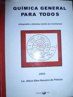 Libro Quimica General Para Todos Piñeiro Ceit