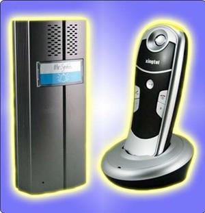 Portero Electrico Inalambrico f Frente + Telefono Vicom