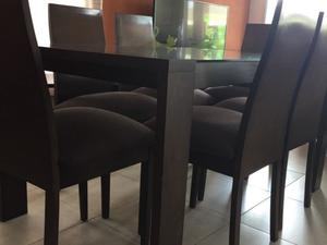 Vendo mesa y sillas para comedor posot class for Vendo sillas comedor
