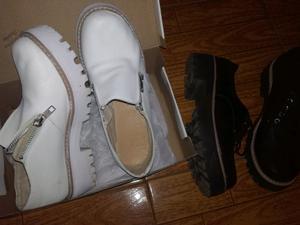 Vendo zapatos impecable estado número 38