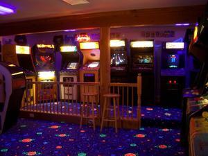 arcade flipper service