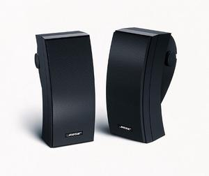 Altavoces Para Intemperie Bose® 251® Con Bracket Negro