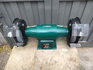 Amoladora de banco BARBERO de 3/4 hp