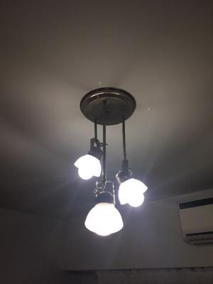 Aplique de techo de 3 luces