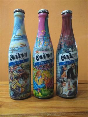 Botellas Quilmes de colección