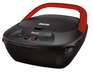 Sanyo Mdxbt Reproductor Radio Am/fm Mp3 Usb Bluetooth