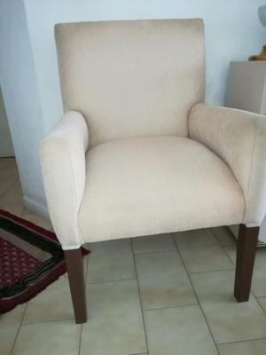 Sillon cabecero chenil impecable