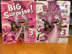 Big Surprise ! 3 Class Book & Activity Book - Oxford