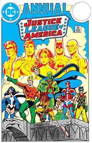 Book: Justice League: The Detroit Era Omnibus
