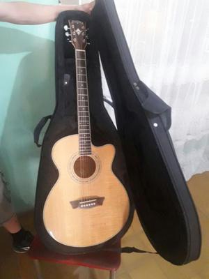 Guitarra Washburn Electroacustica Ea15