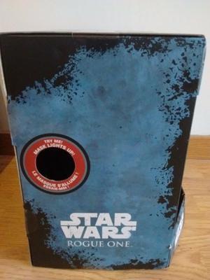 Máscara Star Wars Con Cambio De Voz