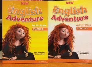 New English Adventure Starter B Pupils Book & Activity Book