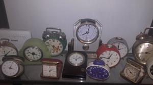 Relojes despertadores antiguos