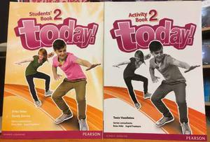 Today ! 2 - Student S Book & Activity Book - Pearson