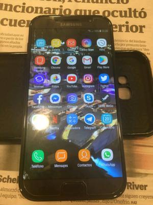 Vendo celular samsung galaxy A7 32GB libre de fabrica