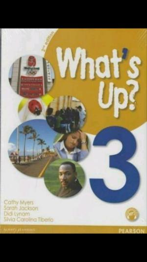 What's Up? 3- 2nd edition