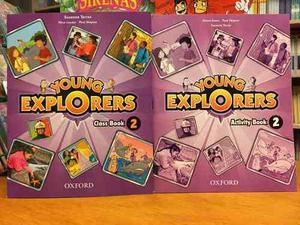 Young Explorer 2 - Class Book & Activity Book - Oxford