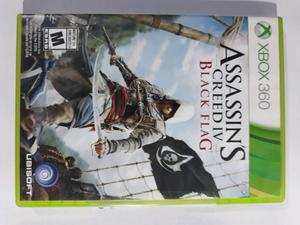 Assassins Creed IV Black Flag Xbox 360