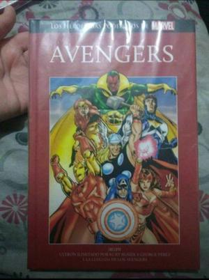 Avengers Número 1