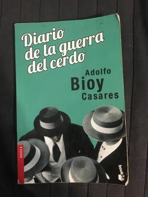 Diario de la guerra del cerdo por Adolfo Bioy Casares