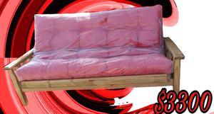 Futon nuevo tu mueble
