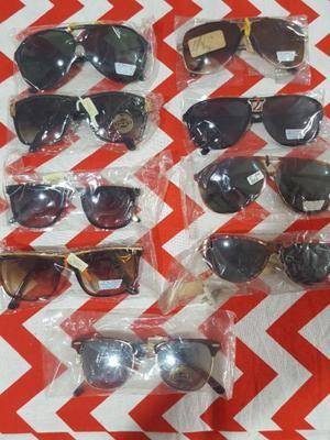 Lote de 100 anteojos de sol ideal optica