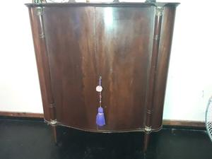 MUEBLE ANTIGUO INGLES ! Impecable