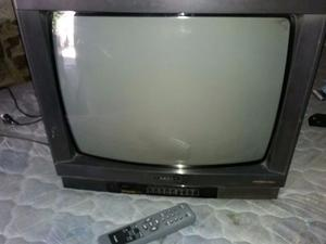 Tv 21 pulgadas con control remoto