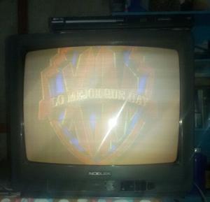 """Vendo TV color 21"""" NOBLEX"""