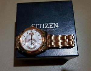 Vendo reloj citizen enchapado en oro