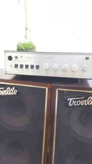 Amplificador Ken Brown Pro  Bafles