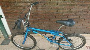 Bicicleta para ninos mixta rodado 20
