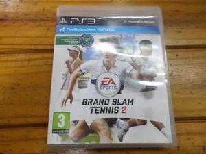 GRAND SLAM TENNIS 2 PS3 FISICO USADO