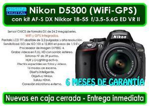 Nikon dmm Nuevas en caja cerrada con garantía