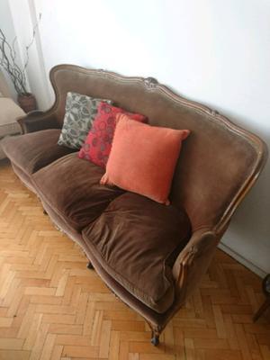 Sillon sofa luis xv