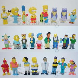 Simpsons  Coleccion Completa Chocolate Jack