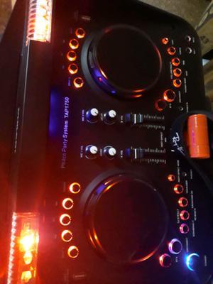 Vendo sistema de audio estilo fiesta