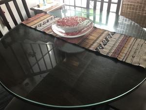 Vendo vidrio para mesa