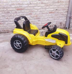 tractor a bateria nuevo