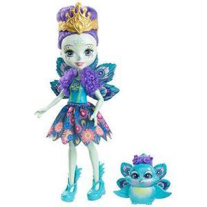 Enchantimals Muñeca Varios Modelos Mattel