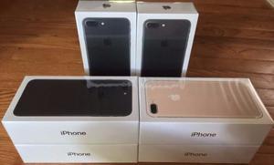 Iphone 7 Plus 32 Gb * Silver * Rosa * Libre De Fábrica *
