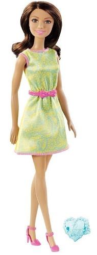 Muñeca Barbie Con Regalo Surtido