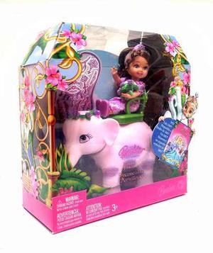 Muñeca Barbie Princesa De La Isla Kelly Jugueteria Aplausos