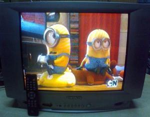 Tv HITACHI - CDH-21BM4 de 21 pulgadas [usados en La Plata]
