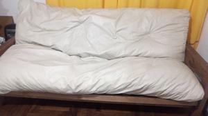 Vendo futón usado